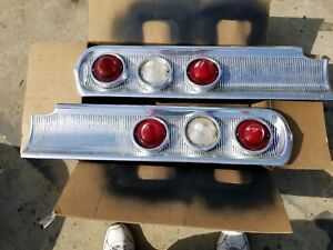 1960 Chevy Impala Tail Light Panels