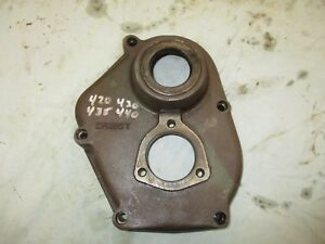 John Deere 435 440 430 420 Pto Housing Cover M3502t Antique Tractor