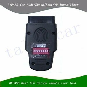 Immo Bypass Device Bypass Ecu Unlock Immobilizer Tool For Au di skoda seat vw