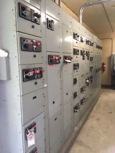 Asco Low Voltage Emergency Generator Paralleling Switchgear