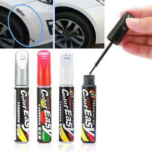 Diy Car Clear Scratch Remover Touch Up Pens Auto Paint Repair Pen Brush New
