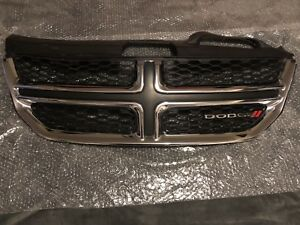 2011 2012 2013 2014 2015 Dodge Journey Chrome Upper Grille 68080192aa