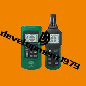 Ms6818 Mastech 12v 400v Ac dc Wire Cable Tracker Metal Pipe Locator Detector