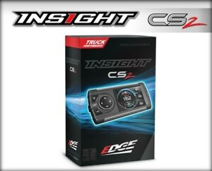 Edge Insight Cs2 Monitor For 2011 2016 Chevy Gmc Gas 84030