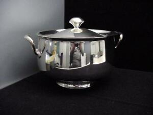Vintage Silver Plated Soup Tureen