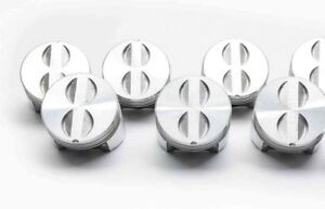 Engine Pistons W Rings Sealed Power 235np 030 230ci Chevy 1963 70 Set 6