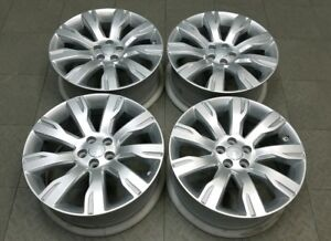2013 Land Rover Discovery Sport 19 Factory Oem Wheels Fk72 1007 Dc Style 902