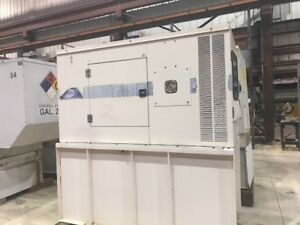 45 Kw Fg Wilson Telecom Takeout Load Bank Tested For 1 Hour