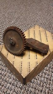 Fairbanks Morse 1 1 2 Hp Hit Miss Gas Magneto Drive Gear Mount