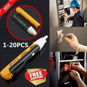 90 1000v Digital Led Ac Electric Power Voltage Tester Volt Pen Detector Sensor