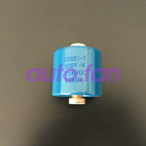 For Beijing Lian Fa Ccg81 1 50pf k 15kvdc 10kva High Voltage Capacitor Ceramic