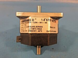 Power Max Ii Step Motor P2hnrx ldn m1 00 24v pacific Scientific
