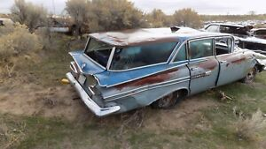 1959 Chevrolet Impala Wagon 4 Speed Dry Desert Door Hinge