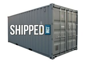 Big Statewide New 20ft Container Storage Unit For Sale In Cedar Rapids Ia