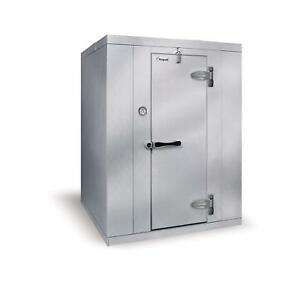 Kolpak Kf7 1206 fr Kold front 12 X 6 X 7 5 H Indoor Walk in Freezer