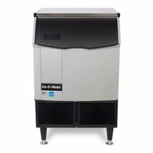 Ice o matic 232 Lb Full Size Cube Undercounter Water Cooled Ice Machine