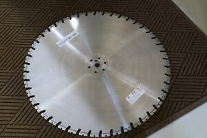 30 Diamond Products Core Cut Concrete Wall Saw Blade With Lyfc Bolt Pattern