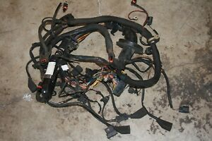 Porsche 986 Boxster Main Engine Wiring Wire Harness Loom 2 5l 1997 1999 Manual