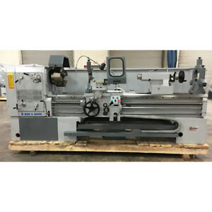 Lion 25 cu Engine Lathe With 4 Spindle Bore