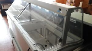Hussman Ice Cream Dipper Freezer Case With All Racks Great Condition
