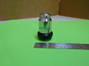 Wild Heerbrugg Swiss M20 Objective Phase 20x Microscope Part Optics As Is