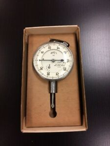Vintage Ames No 262 001 Dial Indicator Made In The Usa