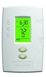 Honeywell Th2110dv1008 Pro 2000 Programmable Thermostat 1 Heat 1 Cool