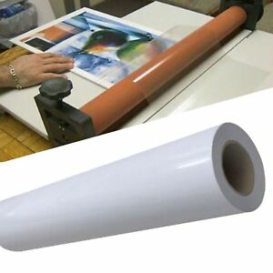 Matte Tape Cold Laminating Film Waterproof fade Resistant Protect Photo 54 x40