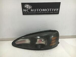 2004 2005 2006 2007 2008 Pontiac Grand Prix Driver Left Halogen Headlight Oem A6