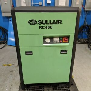 Used Sullair Rc 400 Cycling Refrigerated Compressed Air Dryer 400 Cfm 480 Volt