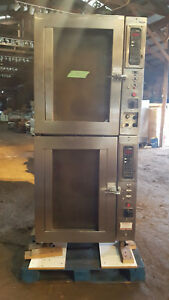 Oliver 690 ci Electric Convection Oven Double Stack
