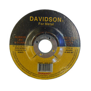 Metal Grinding Wheel 10 Pack