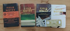 Field Notes Notebook Lot Mondo Landland Sold Out Rare