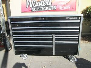 Snap On Ketn682a1pc Black Stainless 68 Epiq Tool Box Toolbox