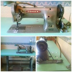 Consew 225 Sewing Machine