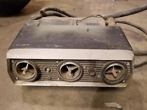 Vintage Ford Mercury Under Dash A c Air Conditioner Mustang Falcon Torino Cougar