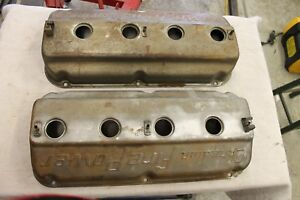 Chrysler Hemi 331 354 392 Firepower Valve Covers Including Free Usa Shipping