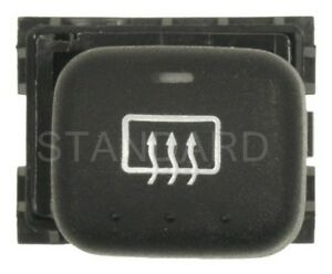 Standard Ignition Rear Window Defroster Switch P n dfg43