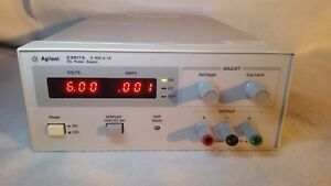 Hp Agilent Keysight E3617a 0 60v 0 1a 60w Dc Power Supply