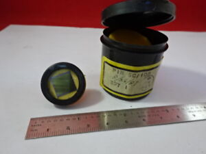 Optical United Technologies Sc100 Photodiode Sensor Optics As Is