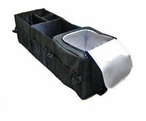 Car Trunk Organizer Best For Suv Vehicle Truck Auto Grocery Home