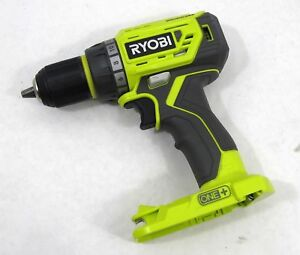 Ryobi P252 18v One Lithium ion Cordless Brushless Drill Driver Bare Tool Only