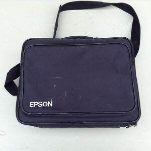 Epson Lcd Portable Projector W remote Cables Case