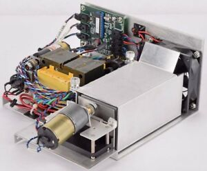 New Wave Research Industrial Laser Step Motor Ac Light Controller Assembly