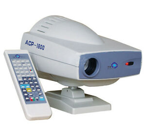 30 Charts Optical Auto Chart Projector Optometry Instrument 110v Us Ca