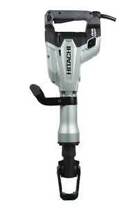 Hitachi H65sd3 1 1 8 Hex 38 Lb Demolition Hammer With Ahb And Uvp