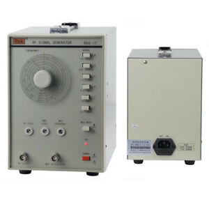 100khz 150mhz High Frequency Signal Generator