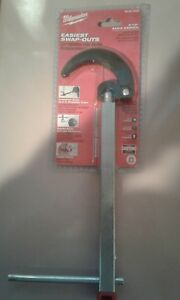 Milwaukee 48 22 7002 2 1 2 Capacity Basin Wrench