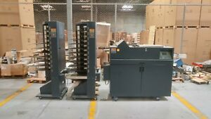 Bourg Booklet Maker collator System