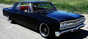 64 67 Chevelle A body 9 Inch Rear End Kit True Trac Complete With Drum Brakes